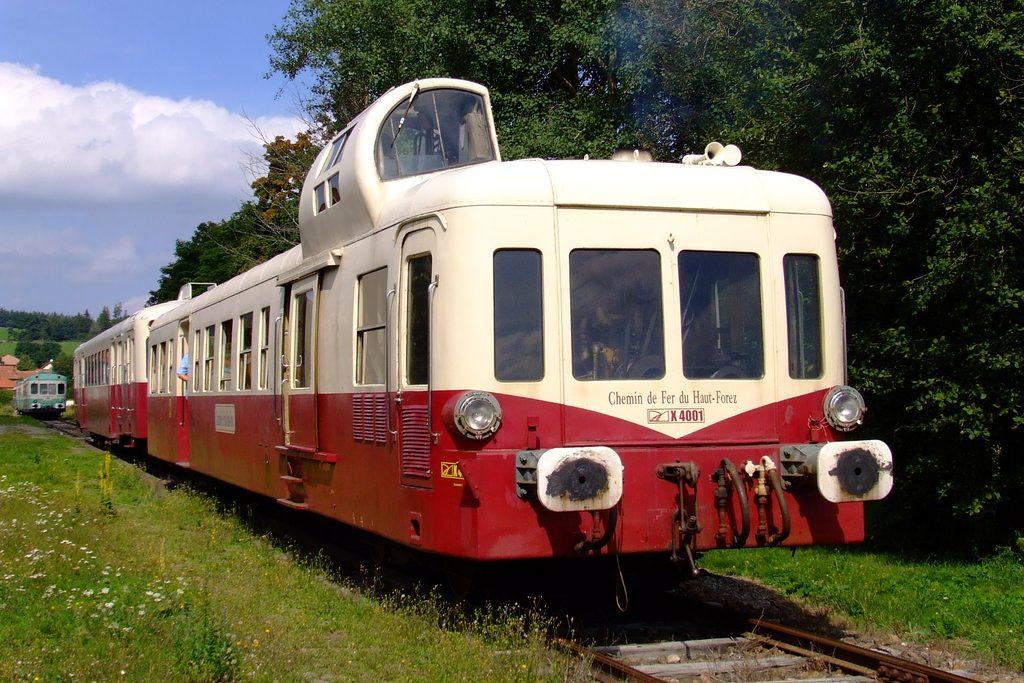 Train Haut-Forez